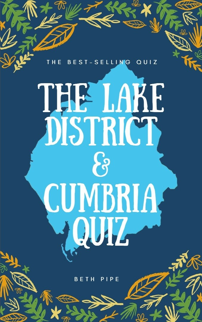 The Lake District & Cumbria Quiz eBook