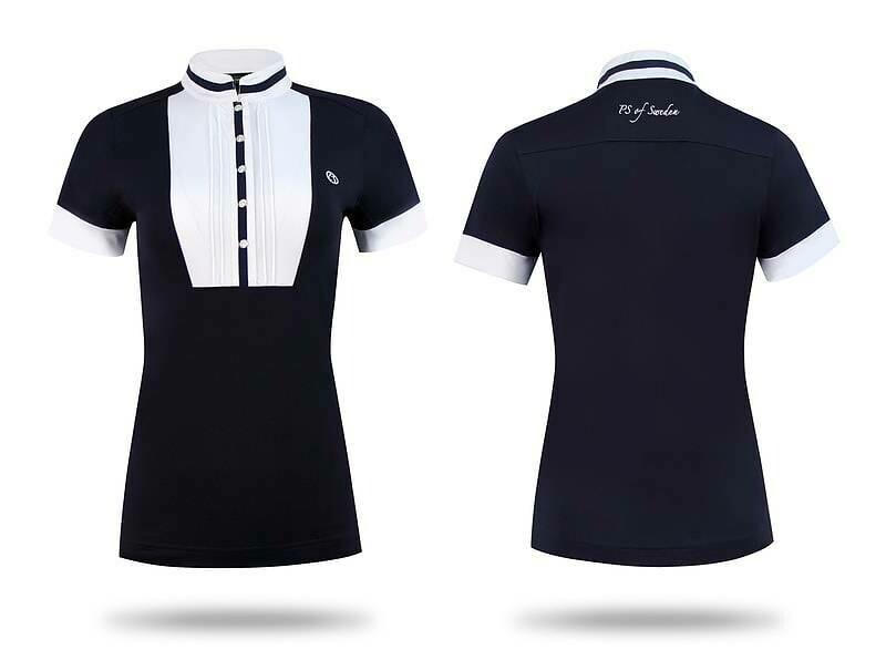 Polo shirt Dolly, Navy/White