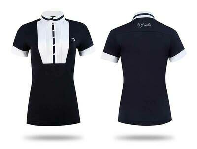 Polo shirt Dolly, Navy/White