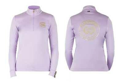 Shirt, Bonnie, Soft Lilac