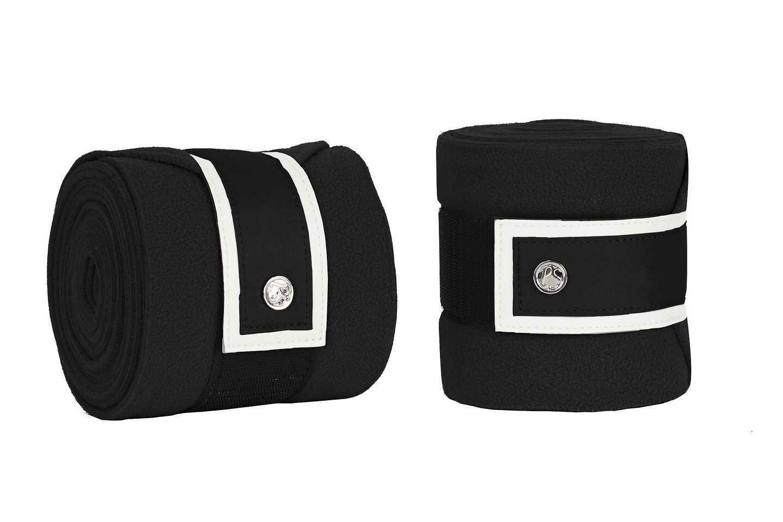Bandages, Black/White