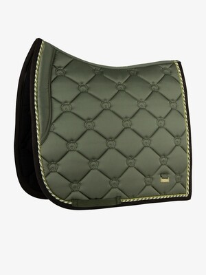 Dressage Saddle Pad, Moss