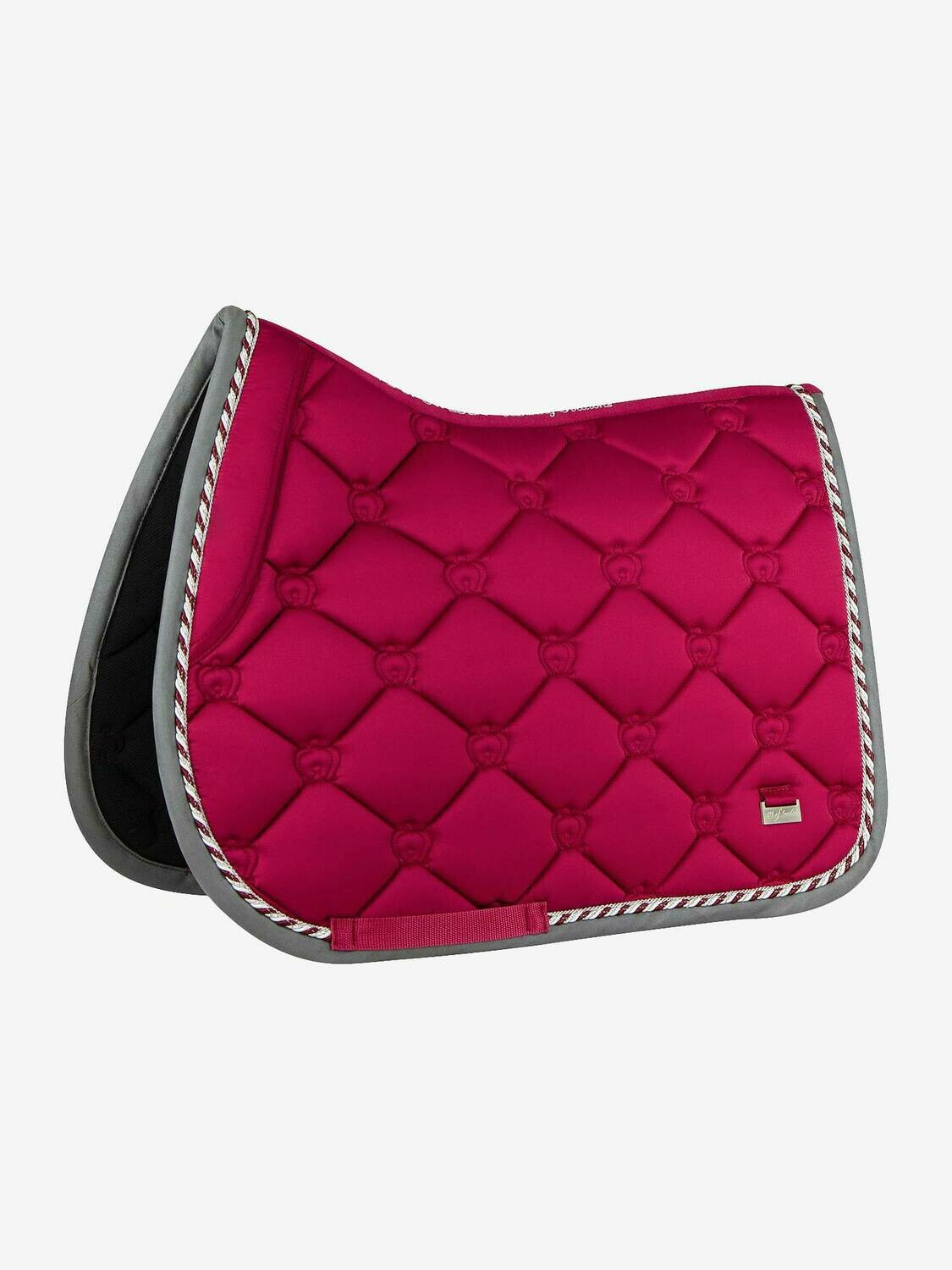 Jump Saddle Pad, Scarlet