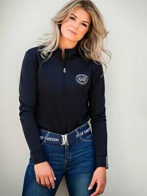 Basis shirt, Bianca, Deep Sapphire