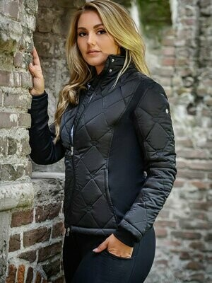 Riding Jacket, Gina, Black