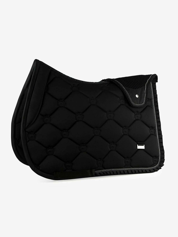 Jump Saddle Pad, Beluga black
