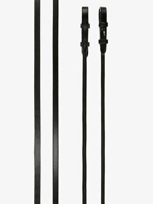 Teugels rond genaaid met supergrip 13 mm, zwart, full