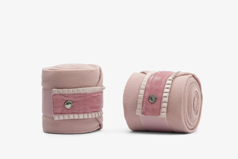 Bandages, Pink, Ruffle