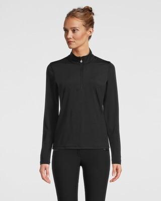 Basis shirt, Willow, Black