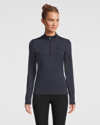 Basis shirt, Willow, Navy