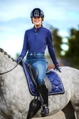 Basis shirt, Willow, Royal Blue