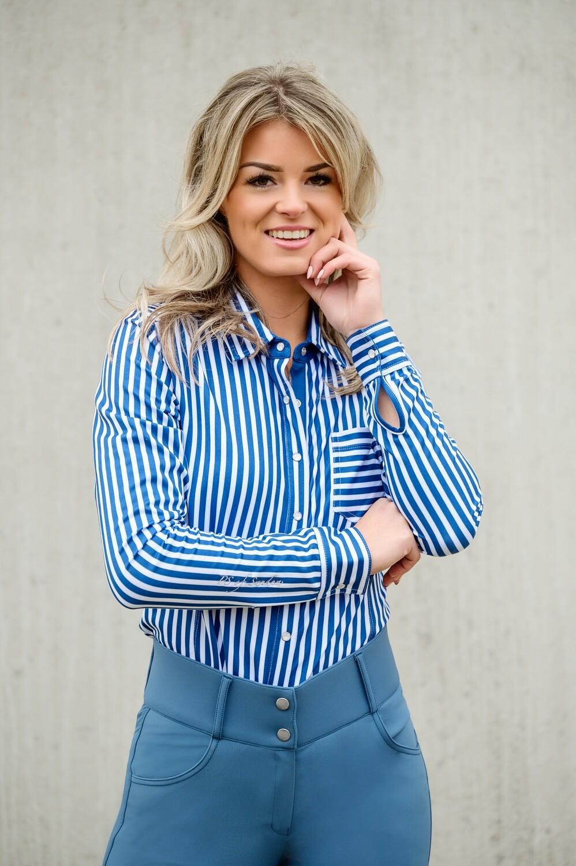 Magic Shirt, Cassidy, Royal Blue