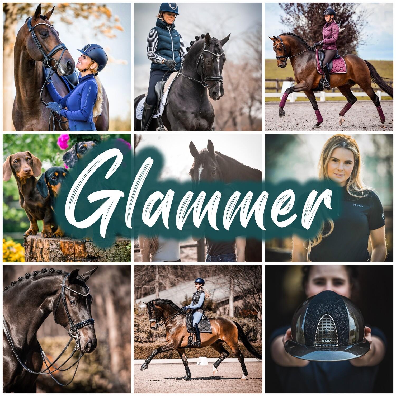 GLAMMER // 5 Lightroom Desktop presets