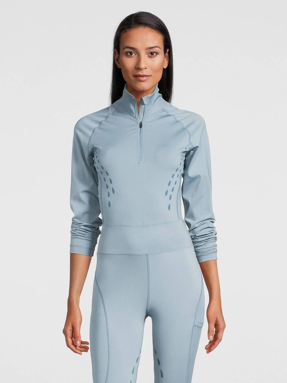Basis shirt, Tiffany, Aqua