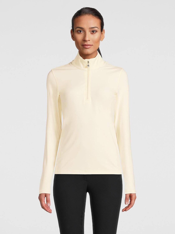 Basis shirt, Willow, Lemon