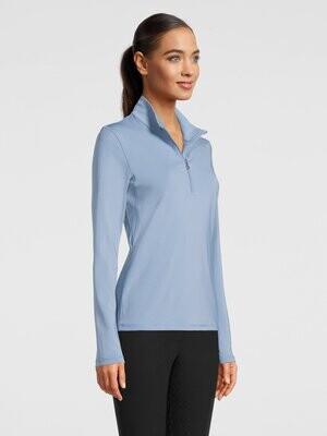 Basis shirt, Willow, Light Blue