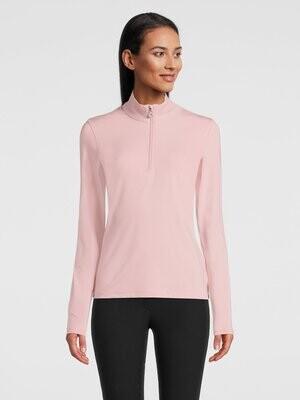 Basis shirt, Willow, Pink