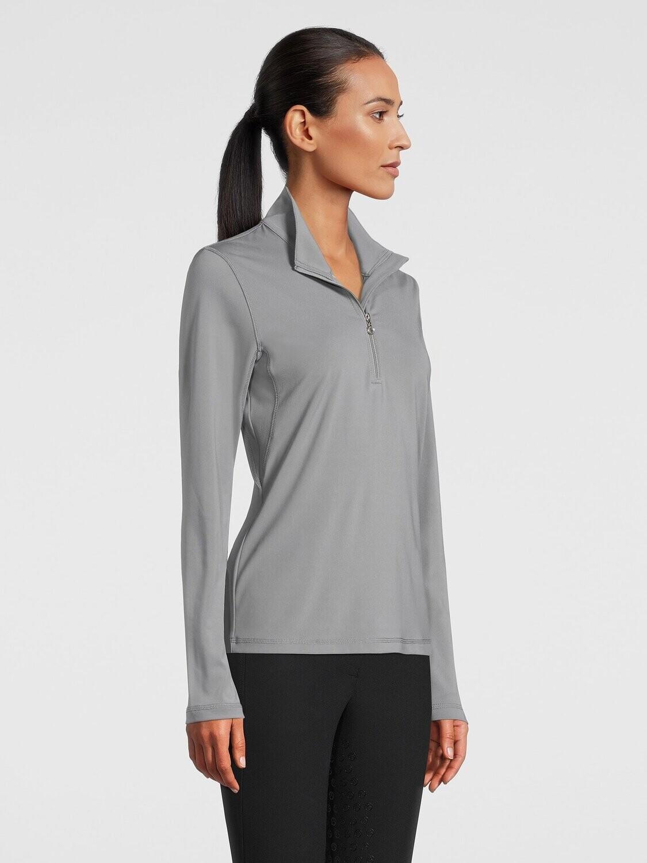 Basis shirt, Willow, Grey