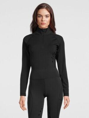 Basis shirt, Tiffany, Black