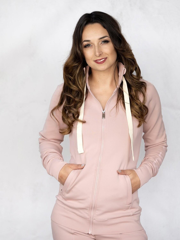 Jayne, Vest, Pink
