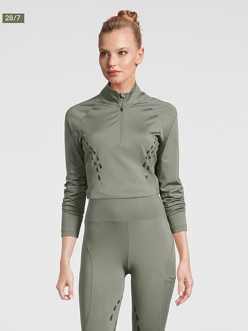 Basis shirt, Tiffany, Thyme