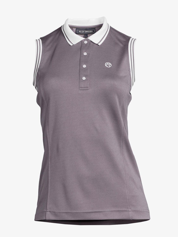Minna polo shirt, Grey