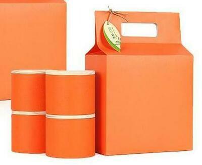 """Сумка подарочная """"Orange"""" 30см"""