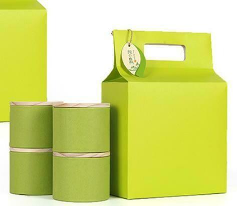 """Сумка подарочная """"Green"""" 30см"""