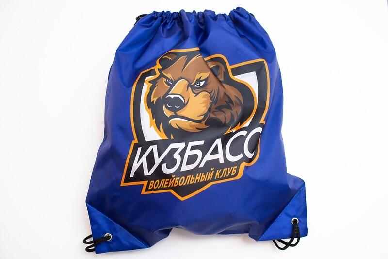 Рюкзак на веревочках