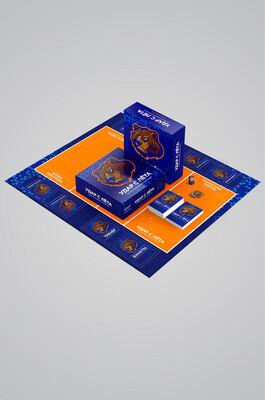 Настольная коллекционная карточная игра «Удар с лёта»