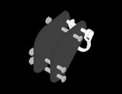 Corner Joint Repair Kit - Peak Support (Gen 1)