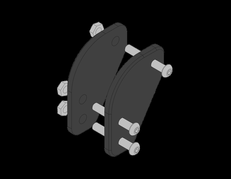 Corner Joint Repair Kit (Gen 1)