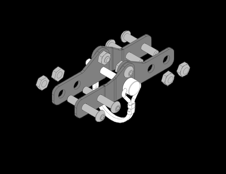 Center Joint Repair Kit (Gen 1)