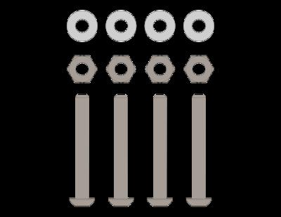 SidelinER® PRO Hardware Kit - Truss System