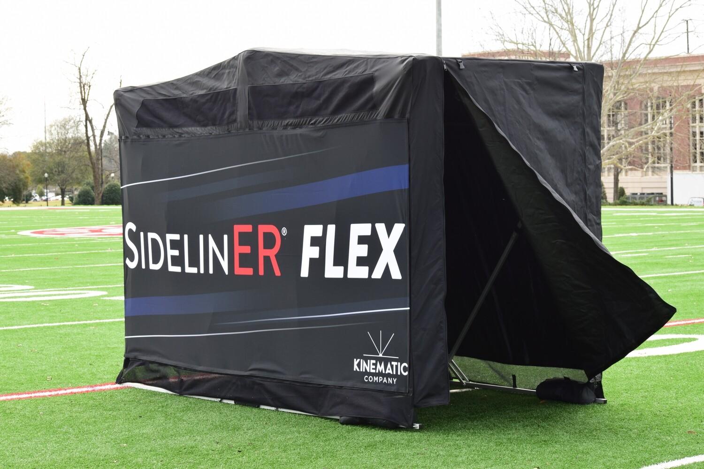 SidelinER® FLEX Cover
