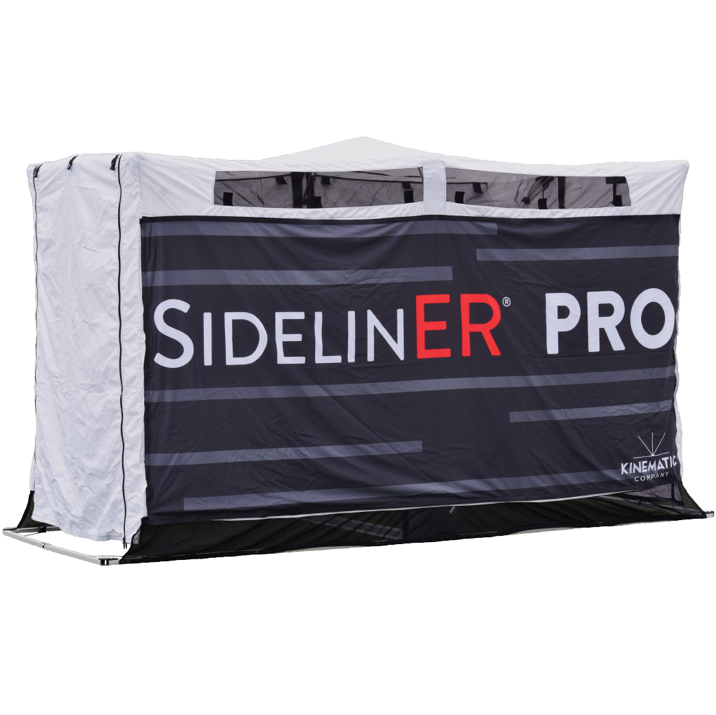 SidelinER® PRO 5x12 PACKAGE