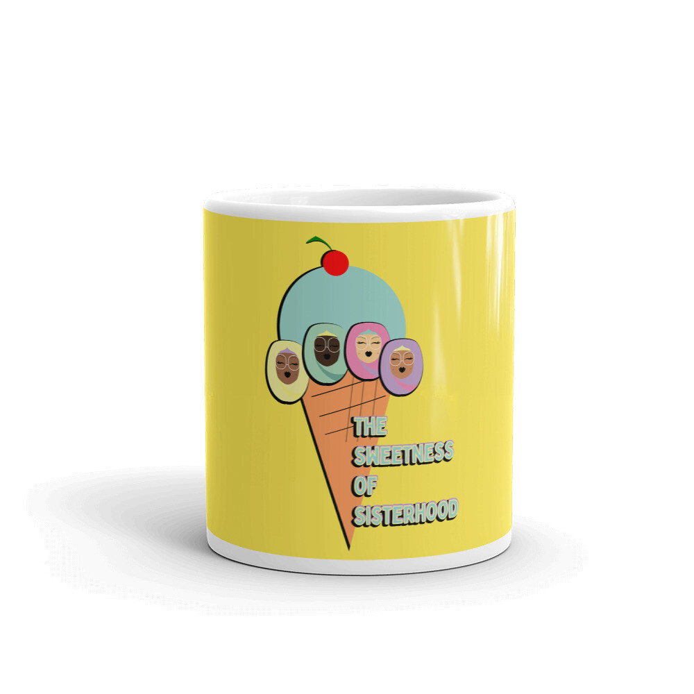 SOS (Sweetness of Sisterhood) Mug