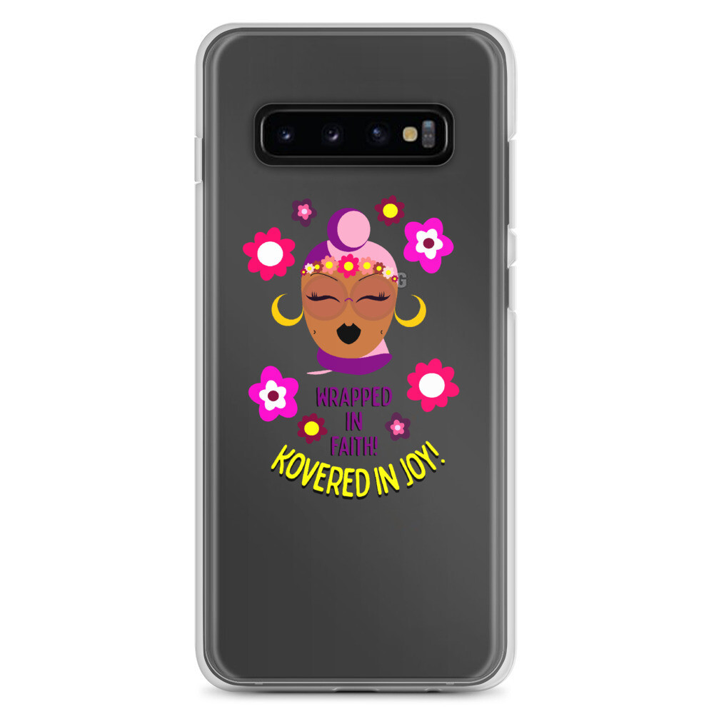 Wrapped in Faith - Samsung Case