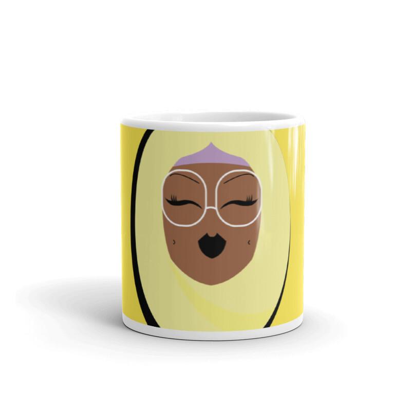 Buttercup Hijabi - Mug