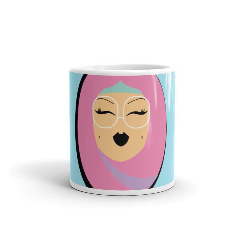 Rose Hijab - Mug