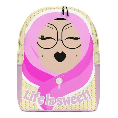 Life is Sweet! - Minimalist Backpack