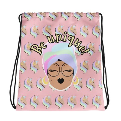 Be unique! - Drawstring bag