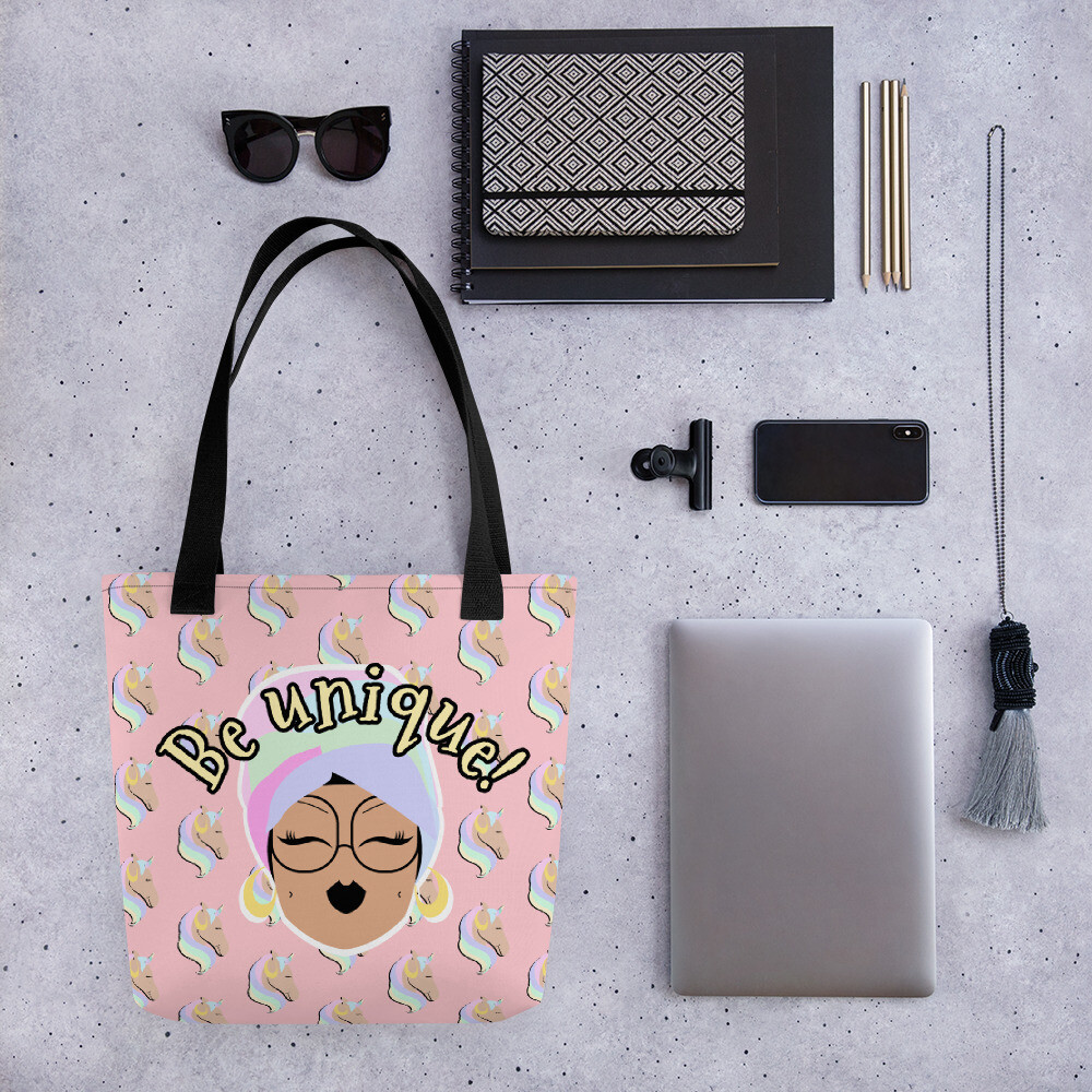 Be Unique - Tote bag