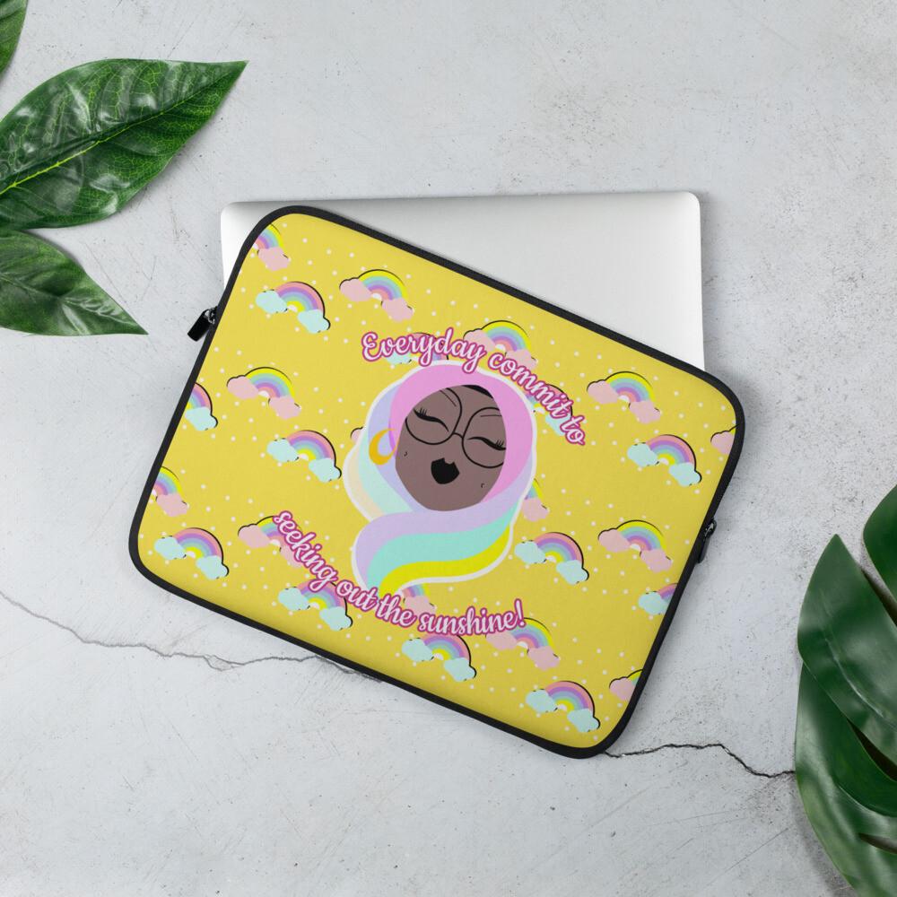 Sunshine -Laptop Sleeve