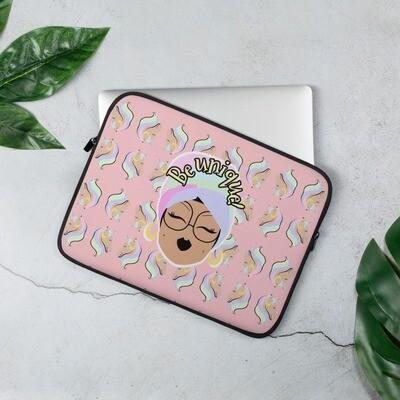 Be Unique - Laptop Sleeve