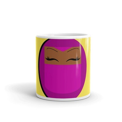 Magenta - Veiled Beauty Mug