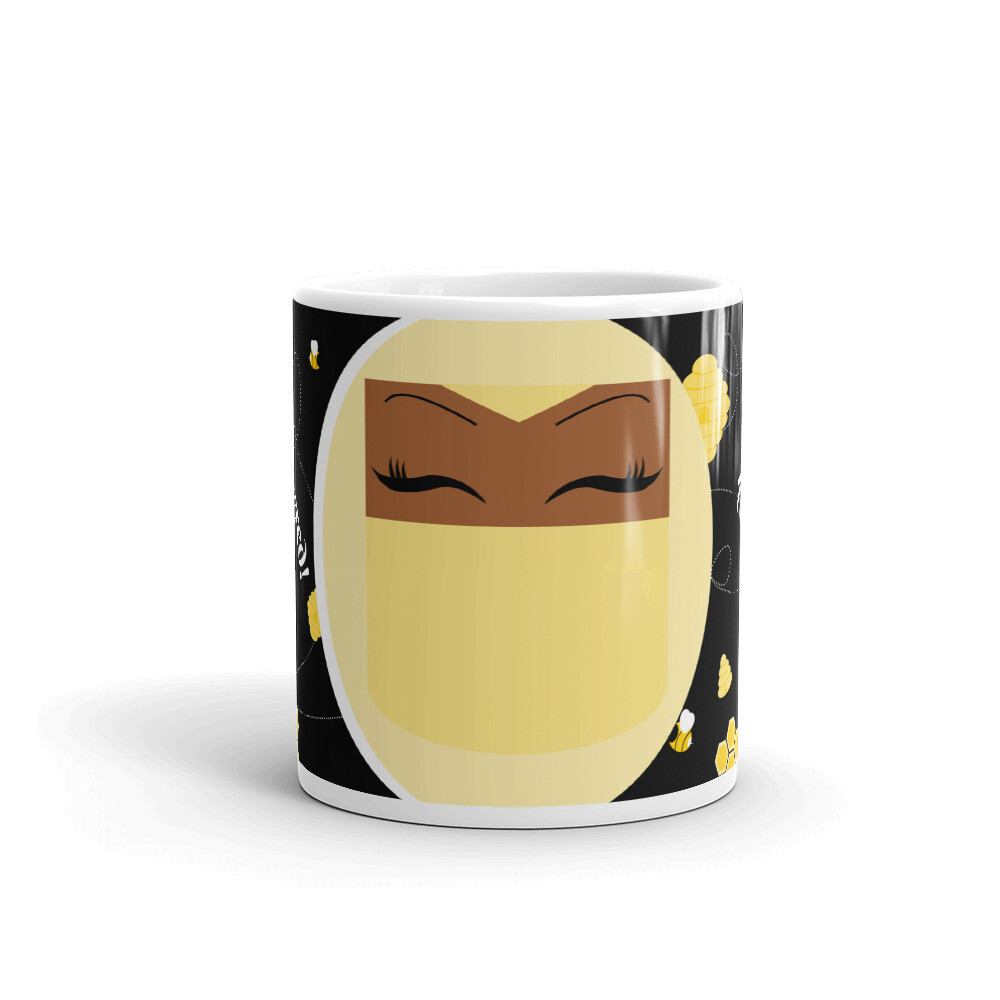 Bee-you-tifully Kovered Mug