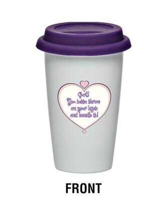 Handle it! Travel Mug