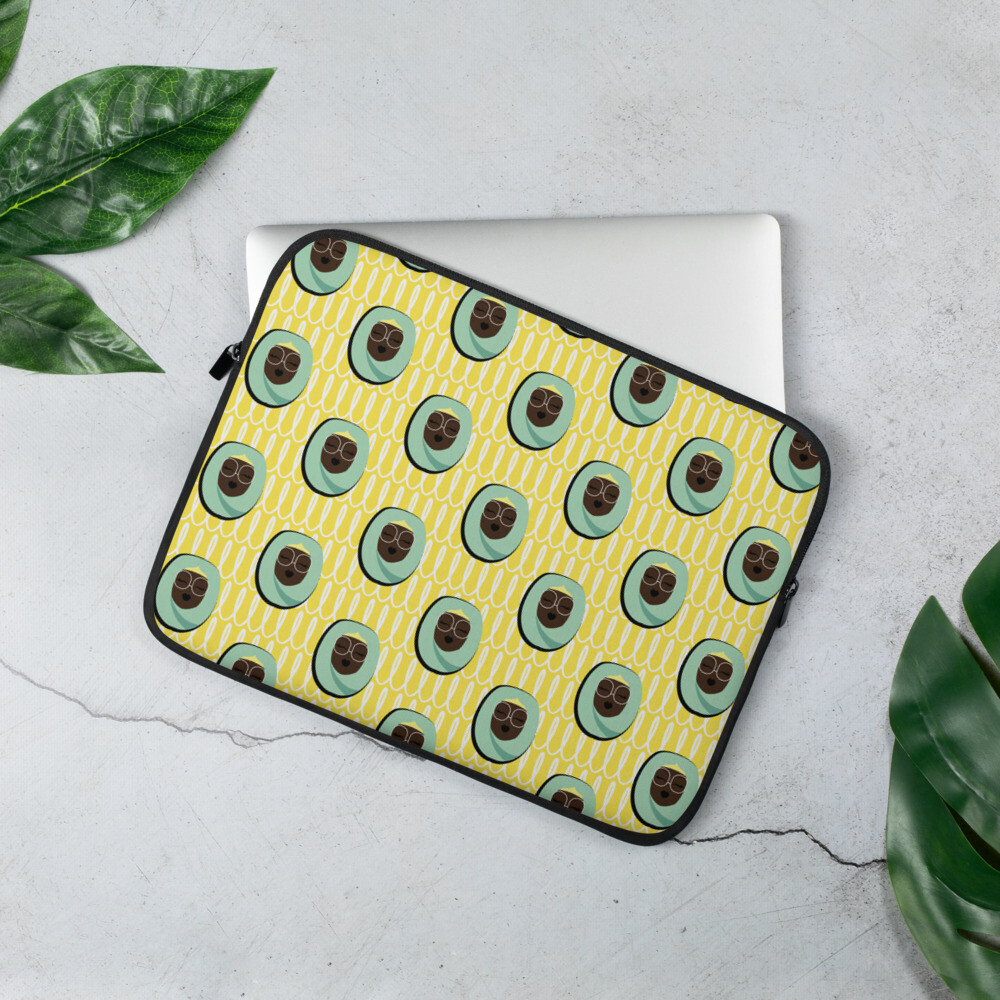 Jade Hijabi - Laptop Sleeve