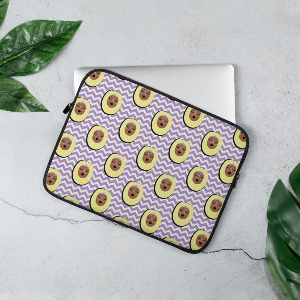 Buttercup Hijabi - Laptop Sleeve